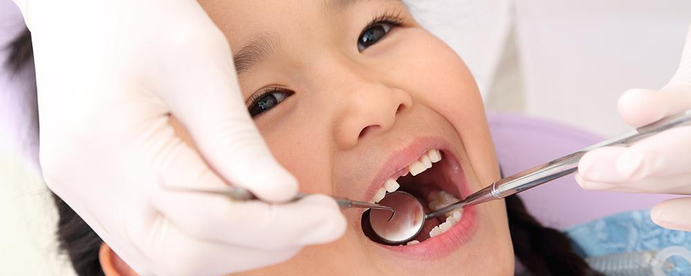 当院の虫歯予防治療の流れ